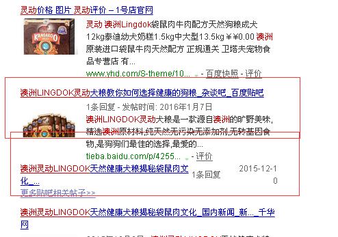 3000元每月的软文推广论坛推广效果截图